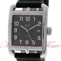 Hermès Cape Cod Steel 36mm Black Arabic numerals United States of America, New York, New York