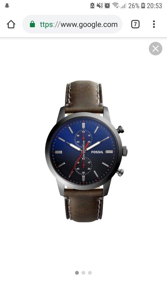 759ec915ec Koupě hodinek Fossil