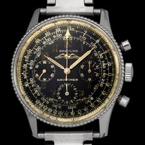 Breitling 806 Steel 1960 Navitimer 40mm pre-owned United States of America, Florida, Miami