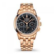 Patek Philippe Perpetual Calendar Chronograph nuovo 41mm Oro rosa