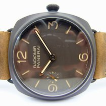 Panerai Radiomir 3 Days 47mm Cerâmica 47mm Árabes