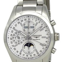 Longines Conquest Classic Steel 42mm Silver United States of America, New York, Monsey