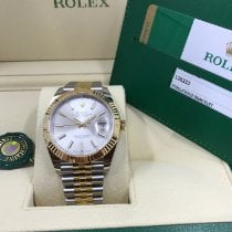 Rolex Datejust II new 2019 Automatic Watch with original box and original papers 126333