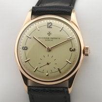 Vacheron Constantin Rotgold 35mm Handaufzug 4195 Vintage Oversize P453/3B gebraucht Deutschland, MÜNCHEN