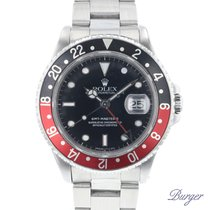 Rolex 16710 Acciaio 1988 GMT-Master II 40mm usato