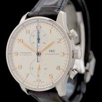 IWC Portuguese Chronograph IW371445 2017 usado