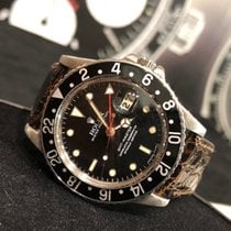 Rolex GMT-Master 16750 Gut Stahl 40https://www.chrono24.it/rolex/rolex-gmt-ref-1675mm Automatik