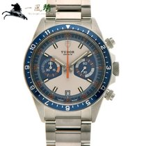 Tudor Heritage Chrono Blue Steel 41mm United States of America, California, Los Angeles