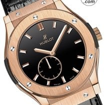 Hublot Classic Fusion Ultra-Thin Rose gold 45mm Black United States of America, Florida, Sunny Isles Beach