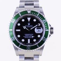 Rolex 16610T Acier 2005 Submariner Date 40mm occasion