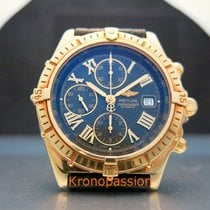 Breitling Crosswind Racing Yellow gold 44mm Black Roman numerals United States of America, Florida, Boca Raton