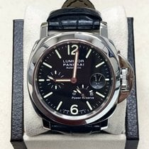 Panerai Luminor Power Reserve Steel 44mm Black United States of America, California, San Diego