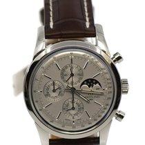 Breitling Transocean Chronograph 1461 Zeljezo 43mm Srebro