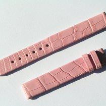 Chopard Teile/Zubehör 273923399024 neu Krokodilleder Pink