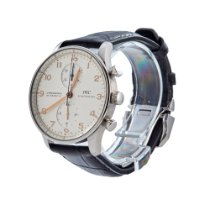 IWC Portuguese Chronograph IW371445 2017 occasion