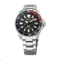Seiko Prospex Steel 43.8mm Black