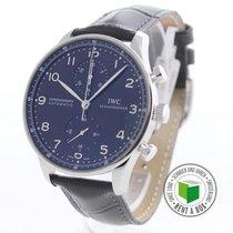 IWC Portugieser Chronograph IW371438 2010 gebraucht