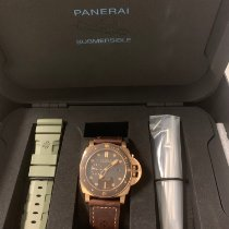 Panerai Luminor Submersible Bronze 47mm Brown No numerals United States of America, Nevada, Las Vegas