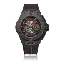 Hublot Big Bang Ferrari Ceramica 45mm Nero
