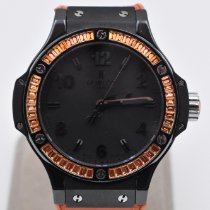 Hublot Big Bang Tutti Frutti Ceramic 38mm Black Arabic numerals