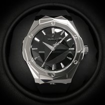 Hublot Classic Fusion 45, 42, 38, 33 mm 550.NS.1800.RX.ORL19 Ny Titan 40mm Automatisk