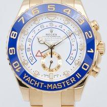 Rolex Yacht-Master II Yellow gold 44mm White No numerals United States of America, Georgia, ATLANTA
