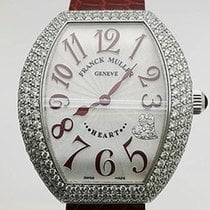 Franck Muller Heart 5002 M Qz D C4CD OG new
