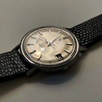 Certina pre-owned Automatic 34.2mm Silver