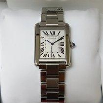 Cartier Tank Solo Small Steel Watch [New]