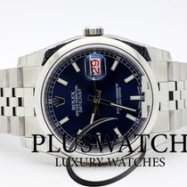 Rolex Datejust 116200 36MM  Blue Dial Jubileè