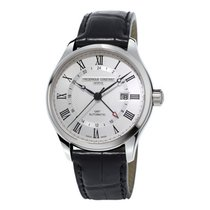 Frederique Constant Index Automatic GMT inkl.Ersatzband...