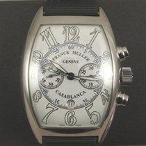 Franck Muller - Casablanca toneau - Chronograph - Men's watch