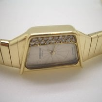 Roberge Yellow gold Quartz pre-owned