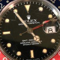 Rolex GMT-Master spider dial Service Rolex 07/2019