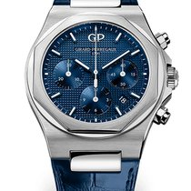 Girard Perregaux 81020-11-431-BB4A Steel 2020 Laureato 42mm new
