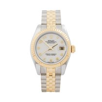 Rolex Lady-Datejust 179173 2003 pre-owned