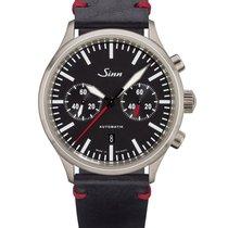 Sinn Chronometer 43mm Automatic new Black