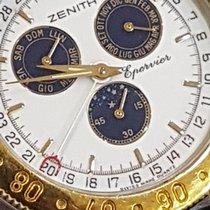 Zenith Ultra Rare Vintage Epervier Chronographe Men's 1990-1999