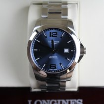 Longines Conquest L3.777.4.99.6 2020 new