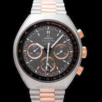 Omega Speedmaster Mark II Steel 46.2mm Grey United States of America, California, San Mateo
