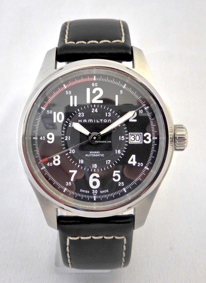 8fc8b153efd Comprar relógios Hamilton