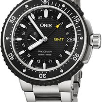 Oris ProDiver GMT new