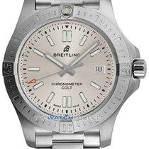 Breitling Chronomat Colt Acero 41mm Plata