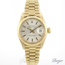 Rolex Datejust 26 Lady Yellow Gold President Bracelet
