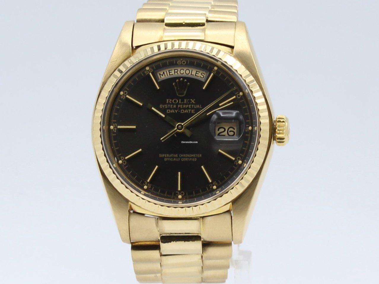 e9760388416 Rolex Day-Date - Precios de Rolex Day-Date en Chrono24