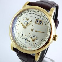 A. Lange & Söhne Yellow gold 41mm Manual winding 116.021 pre-owned