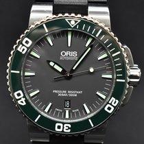 Oris 43mm Automatic 2018 new Aquis Date Blue