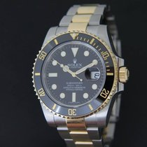 Rolex Submariner Date Gold/Steel 116613LN NEW