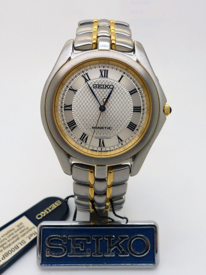 Seiko kinetic 4m21 0b40 ref slb008p1 for 533 for sale from a trusted seller on chrono24 for Jaeger lecoultre kinetic