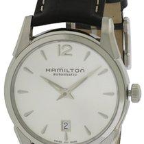 Hamilton Jazzmaster Slim nouveau 40mm Acier